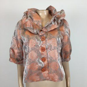 NEW Samuel Dong Women's Formal Party jacket V3-35